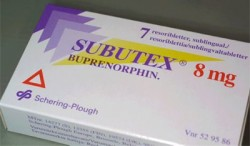subutex opiate addiction