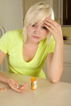 taking opiates